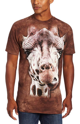 Men's Giraffe T-Shirt