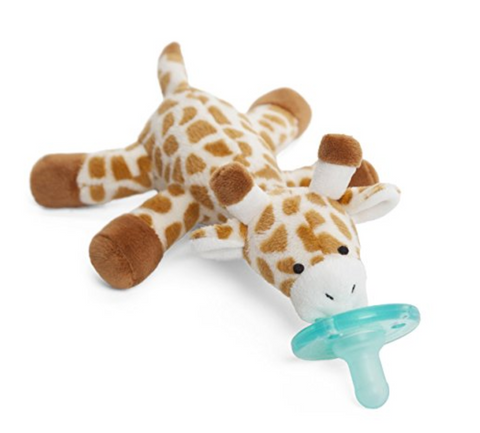 Giraffe Infant Pacifier