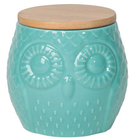 Stylish Owl Storage Container