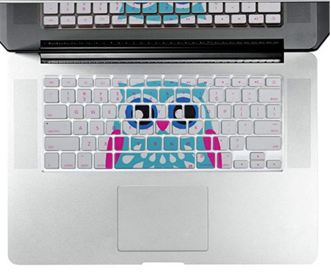 Owl Silicone Thin Keyboard Cover