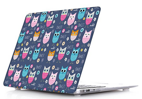 Owl Laptop Cover