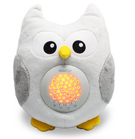 Baby Owl Night Light & Sound Machine