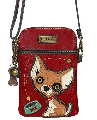 Chihuahua Crossbody Small Handbag