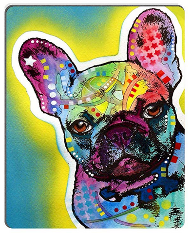 French Bull Dog Custom Mouse Pad