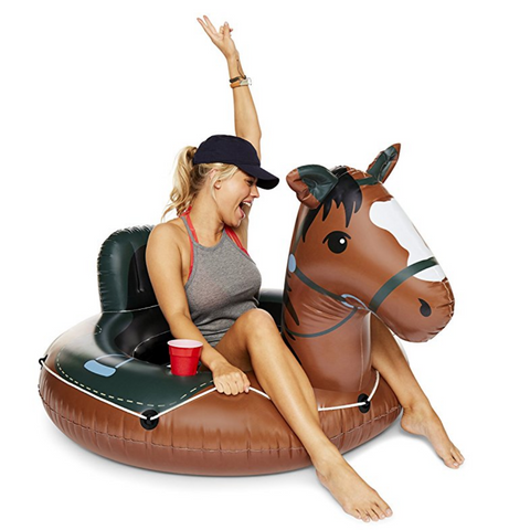 Inflatable Horse River Raft