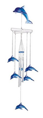 Dolphin Wind Chimes