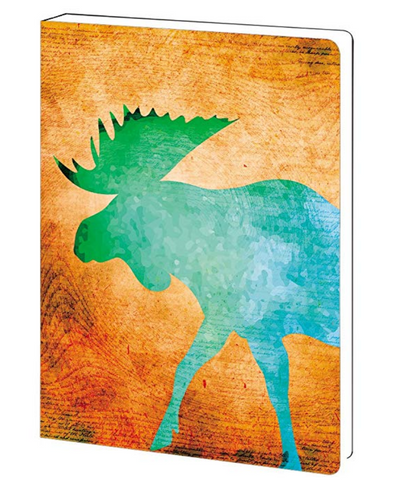 Vibrant Moose Soft Cover Journal