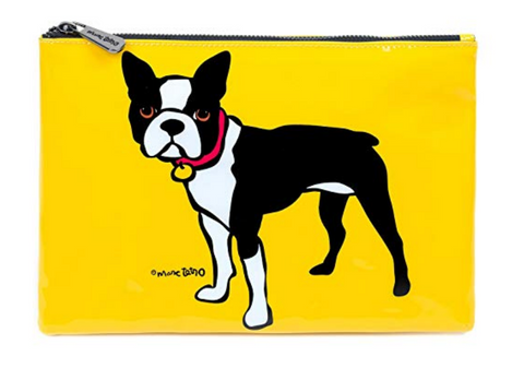 Boston Terrier Cosmetic Pouch