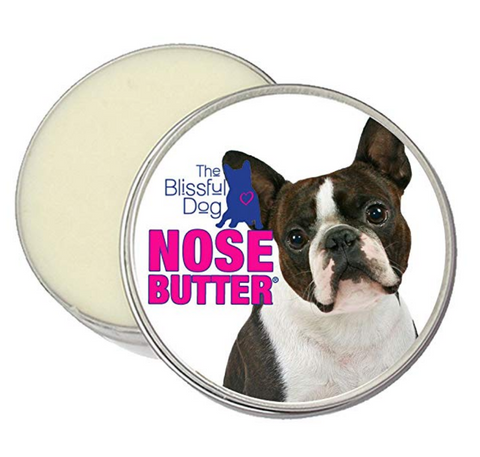 Boston Terrier Unscented Nose Butter