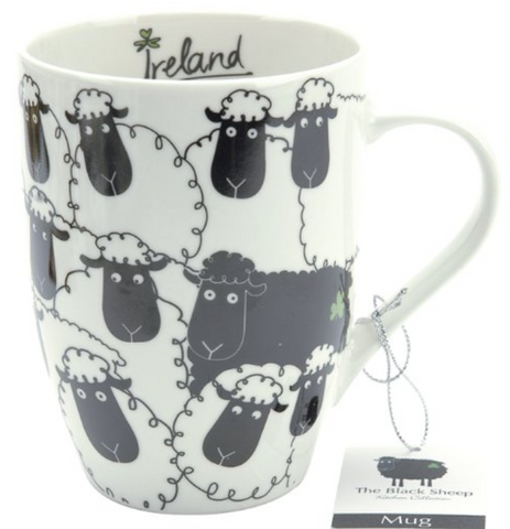 The Black Sheep Ceramic Mug
