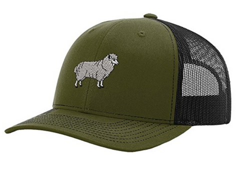 Sheep Mesh Back Cap