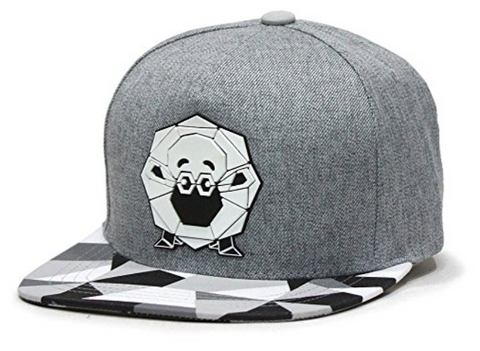 Snapback Baseball Cap Sheep
