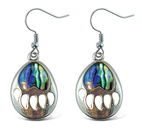 Bear Paw Fashionable Earrings