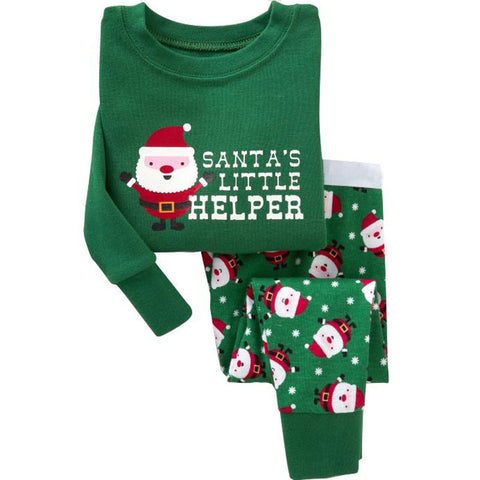 Cozy & Snowman! Christmas Cartoon Pajama