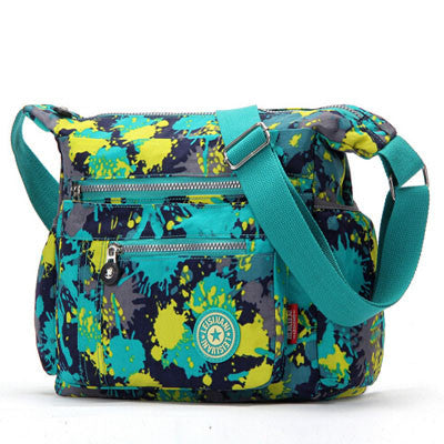Classic & Stylish! Camouflage Diaper Bag