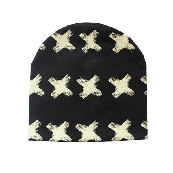 Fish Striped Baby Cap