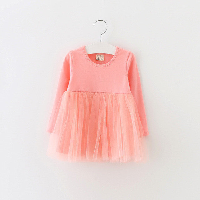 Cute & Fluffy! Tulle Dresses