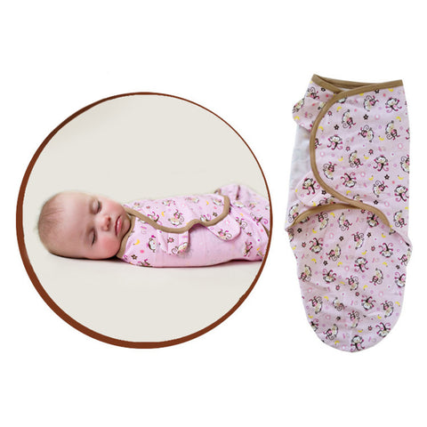 0-3M Baby Swaddle Blanket