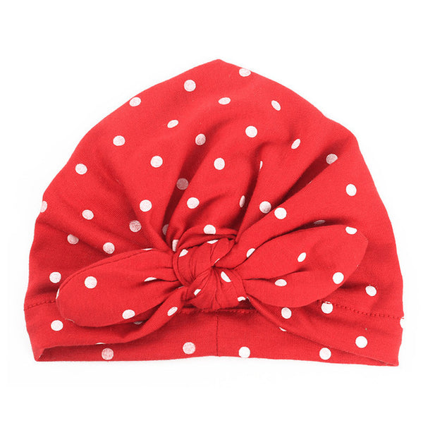 Sweet & Attractive! Dot Baby Girl Hat