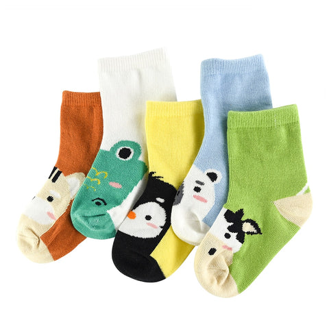 Cotton Mesh Breathable Socks