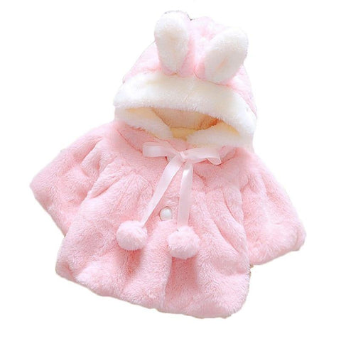 Soft & Cozy! Baby Girl Jackets