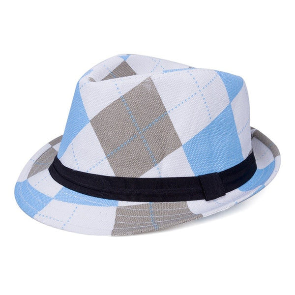Summer Toddler Outdoor Jazz Cap