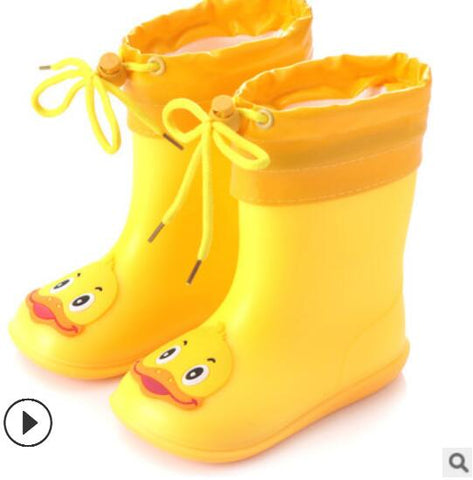 Extraordinary! Girls Rain Boots