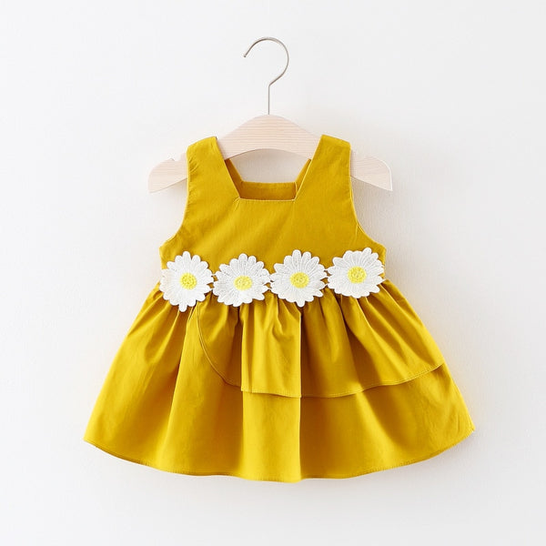 New Born Baby Clothes Princess Dress