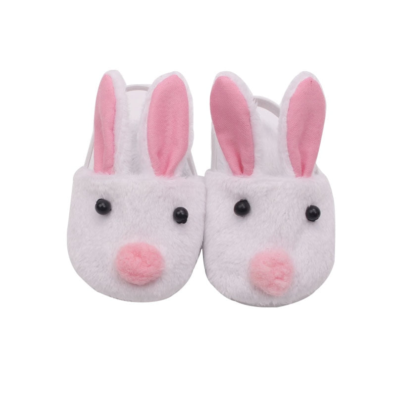 Baby Rabbit Shoes