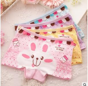 Colorful & Improved! Cartoon Printed Panties