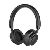 black headphones wireless