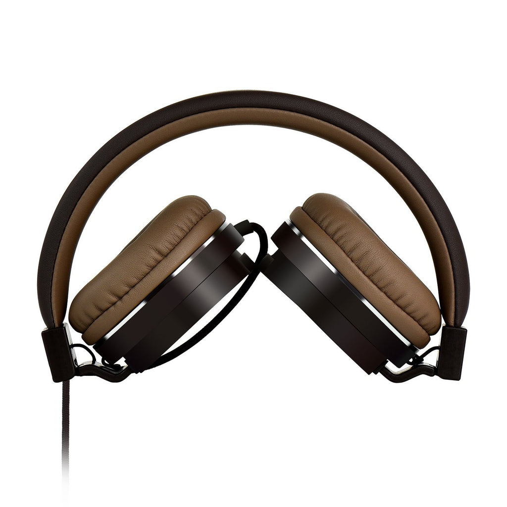 foldable phone headphones with mic