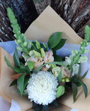 Sunkissed (Florist Choice Posy) Bouquet