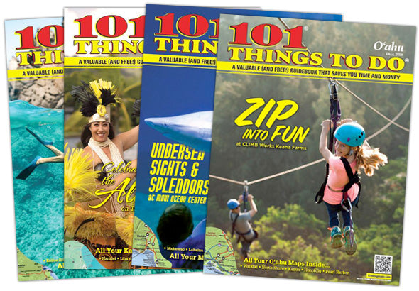101 Things To Do Magazine – All Islands