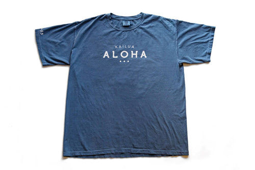 Exclusive ALOHA T-Shirt - Go Kailua