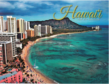 Hawaii Year 2017 Calendar
