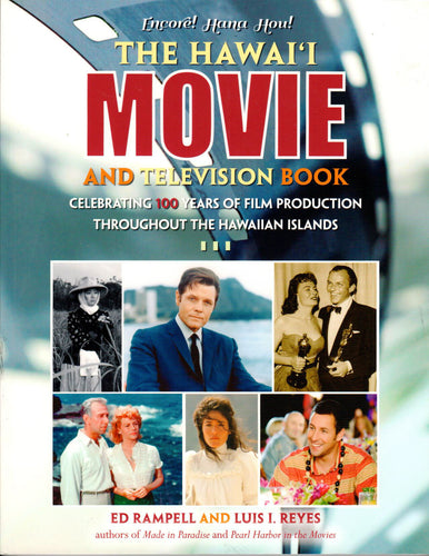 The Hawai'i Movie and Television Book