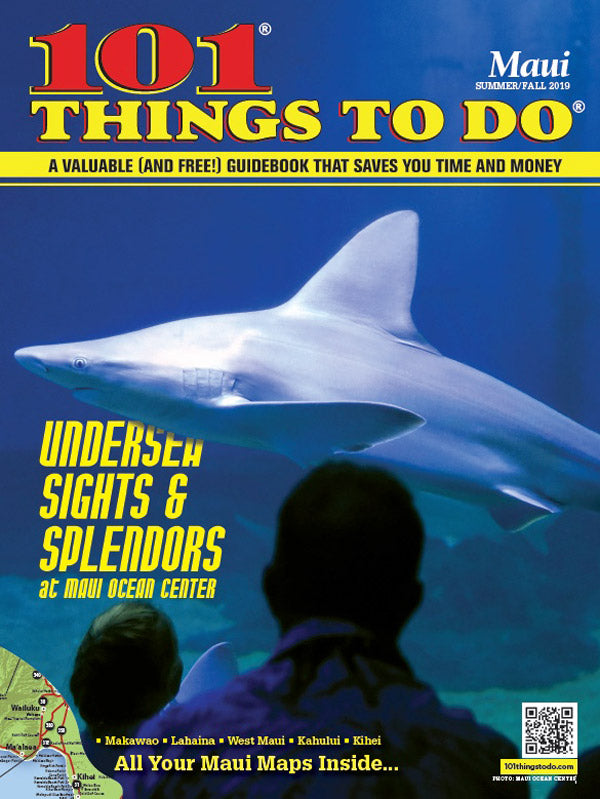 101 Things To Do Magazine – Maui