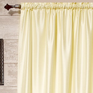 Rod Top | Pole Pocket Curtains