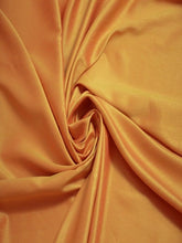 Load image into Gallery viewer, Faux Silk Satin Dupioni Color / Shade Card With 50 Real Fabric Swatches.