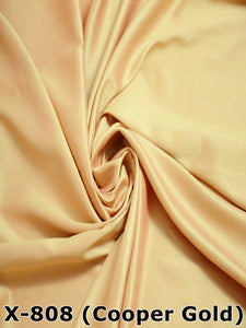 Faux Silk Satin Dupioni Fabric