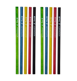 Hogwarts Houses Pencil Set - ( Value Pack of 10)