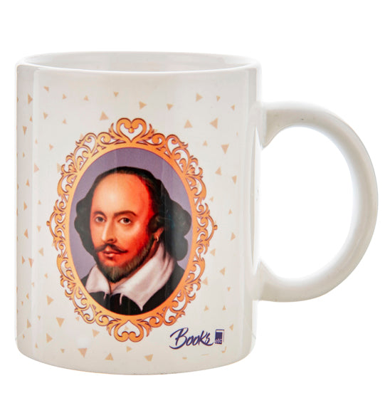 Shakespeare Et Tu Mug, 11 ounce