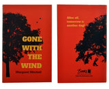 Pocket notebooks set (Pack of 2) Gone with the Wind  & 1984