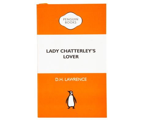Lady Chatterley's Lover Penguin notebook