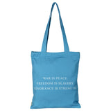 George Orwell Tote Bag