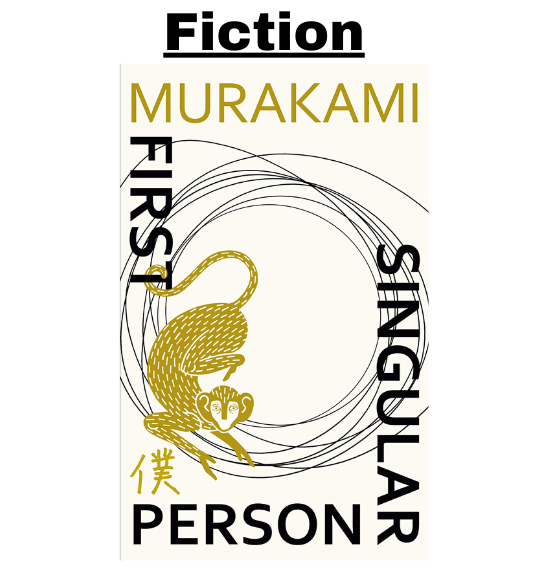 First Person Singular: Stories by Haruki Murakami