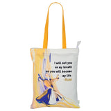 Rumi I will set you Tote Bag