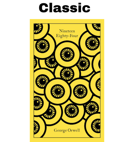 1984 : Clothbound Classic - George Orwell
