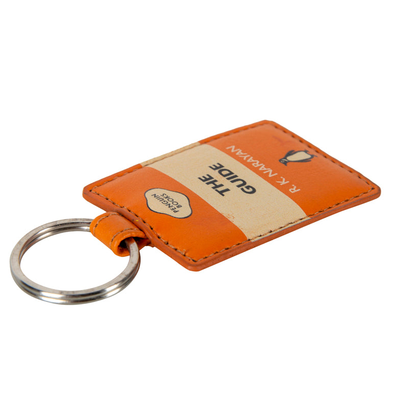 The Guide Penguin Key Ring